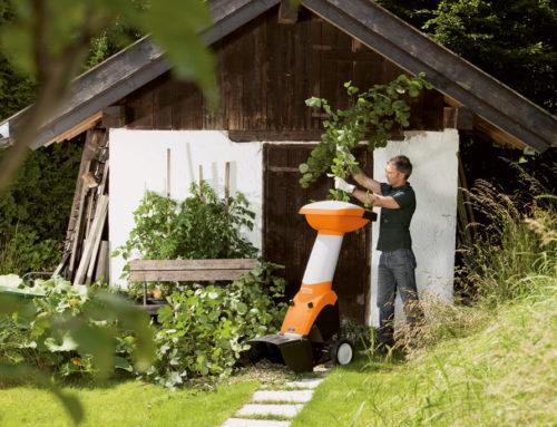 Gartenhäcksler Stihl – neu im Angebot bei Werth Motorgeräte