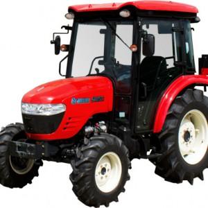 Kompakttraktor Branson 5025C Traktor Händler günstig kaufen