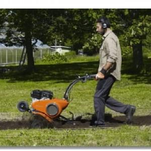 Motorhacken und Bodenfräsen Husqvarna