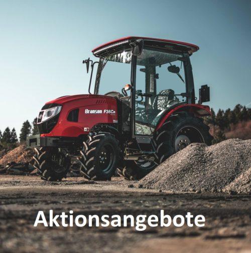 Branson Traktor F36CN Aktionsangebote bei Werth günstig kaufen