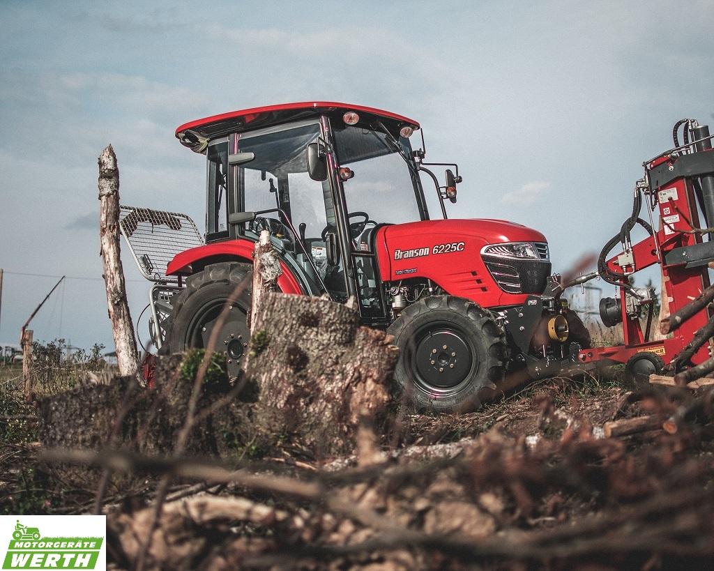 Traktor Branson 6225C günstig kaufen Kompakttraktor