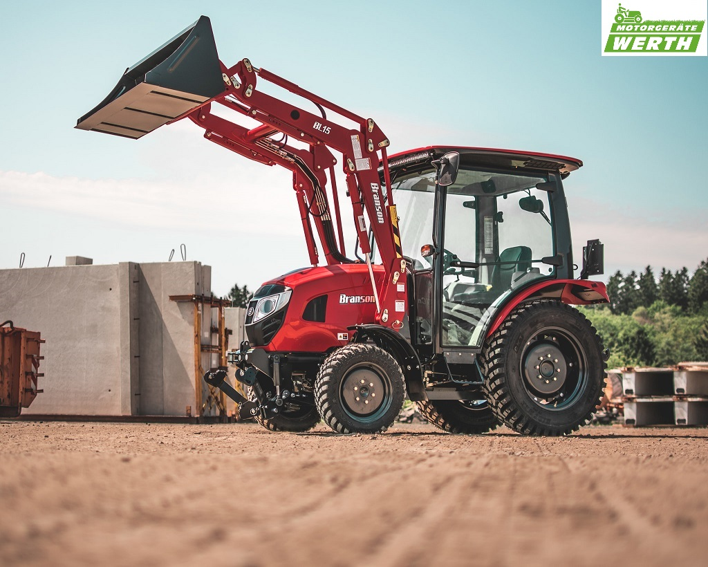 Traktor Branson F36Cn mit Frontlader günstig kaufen Kompakttraktor