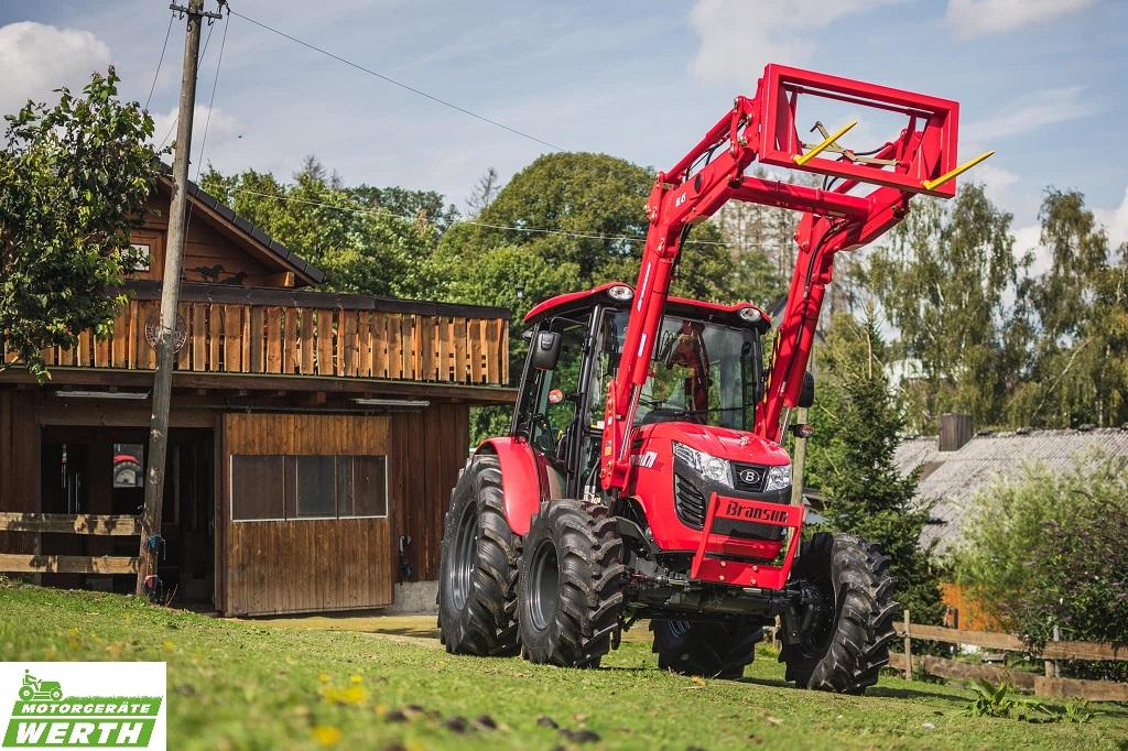 Traktor Branson K78 mit Frontlader günstig kaufen Kompakttraktor