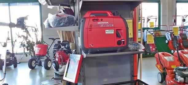 Stromerzeuger Honda günstig kaufen