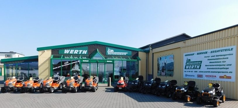 Werth Motorgeräte in Schöffengrund