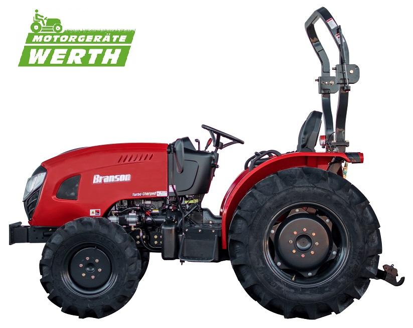 Branson Traktor F50Hn Kompakttraktor günstig kaufen