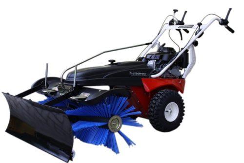 tielbürger kehrmaschine tk 38 professional winterpaket honda motor günstig kaufen