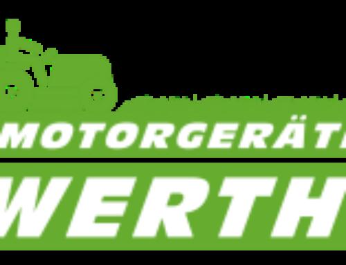 Werth Motorgeräte startet Frühjahrsaktions-Angebote 2019