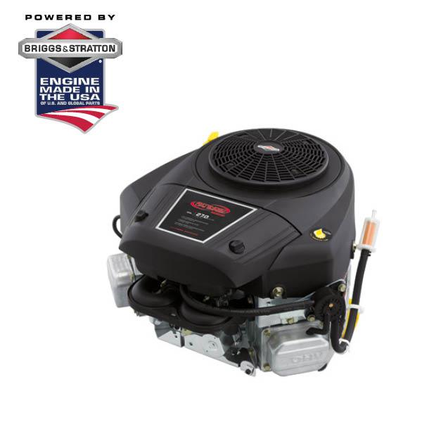 Rasentraktor Briggs & Stratton Motor