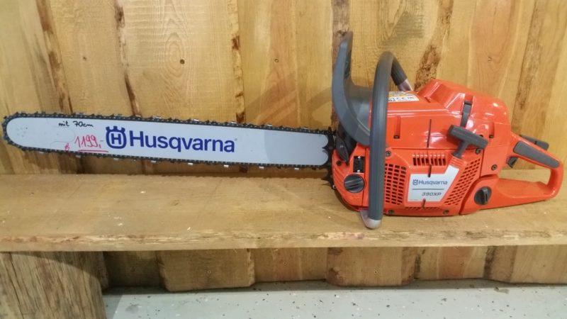 Motorsäge Husqvarna 390XP günstig kaufen