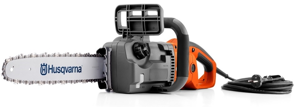 elektro kettens ge husqvarna 420el werth motorger te. Black Bedroom Furniture Sets. Home Design Ideas