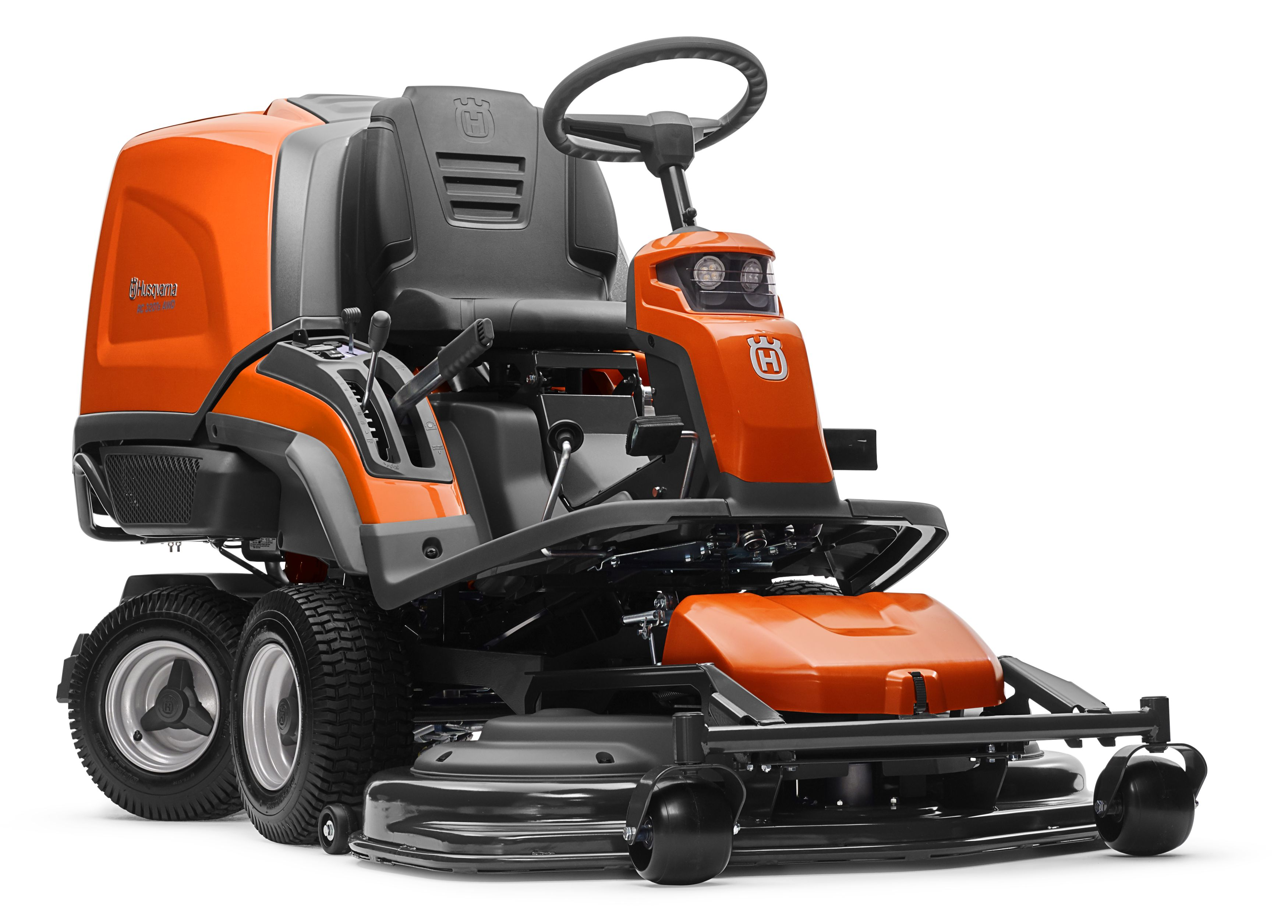 husqvarna frontm her rider rc 318t collection werth motorger te. Black Bedroom Furniture Sets. Home Design Ideas