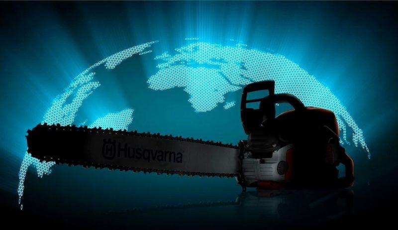 Neue Motorsäge Husqvarna 572XP günstig kaufen