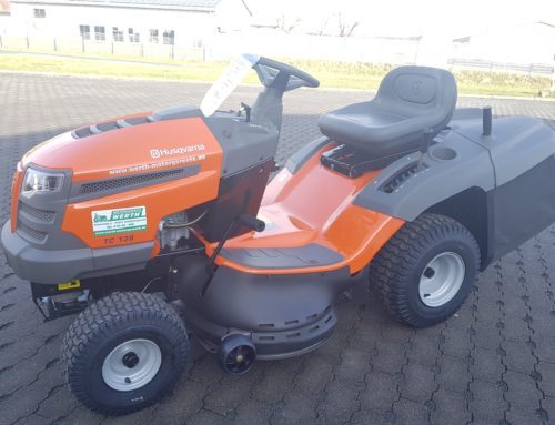 Rasentraktor Husqvarna TC 138 Modell 2018 jetzt kaufen