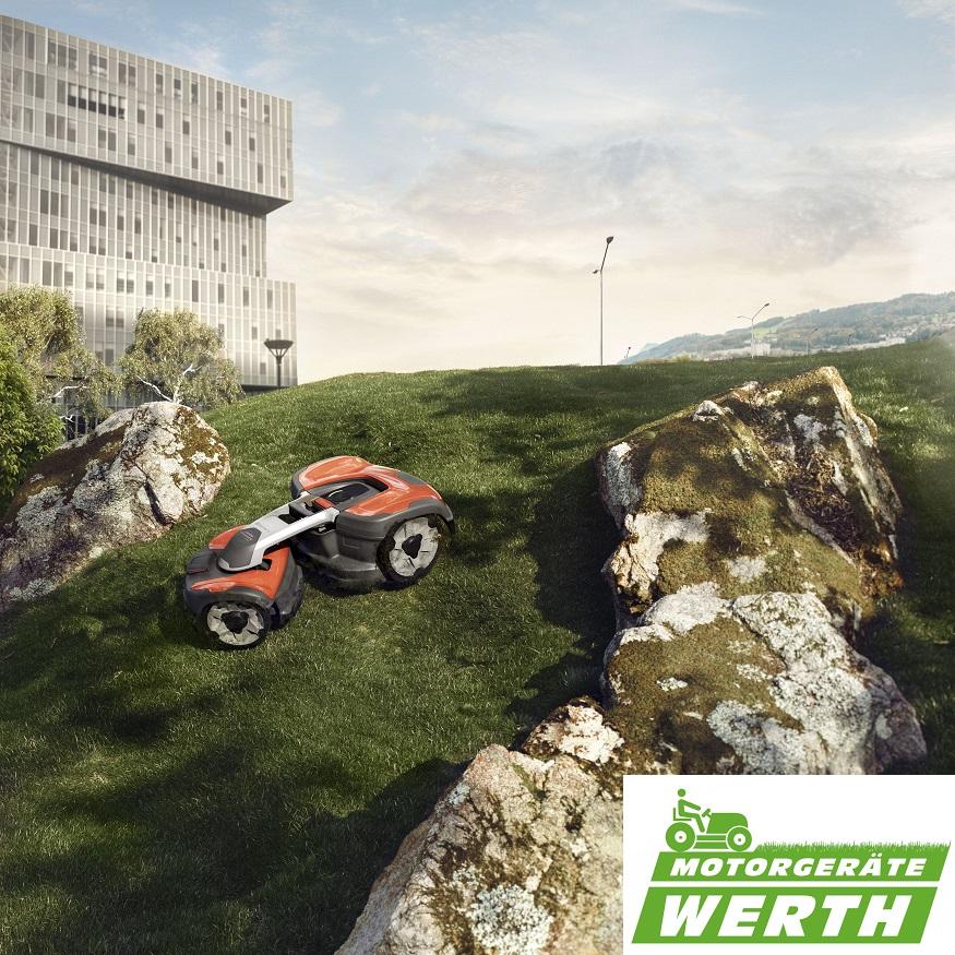 Husqvarna Automower 535 AWD Hanglage Steigung günstig kaufen