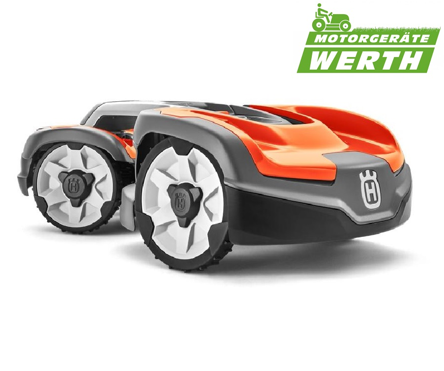 Husqvarna Automower 535 AWD Allrad Mähroboter Rasenroboter günstig kaufen