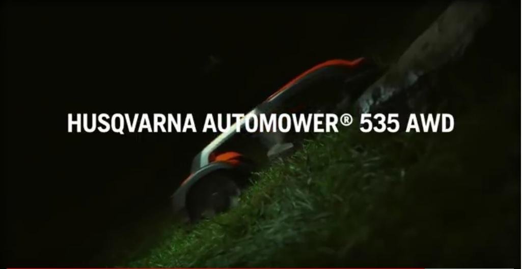 Husqvarna Automower 535 AWD Mähroboter bei Werth Motorgeräte günstig kaufen