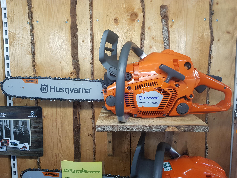 Motorsäge Husqvarna 545 günstig kaufen