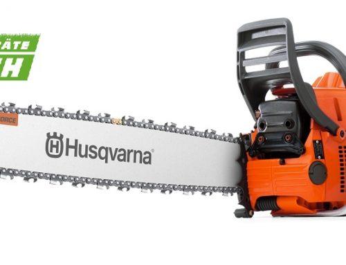 Motorsäge Husqvarna 390XPG Abverkaufsaktion so günstig wie nie