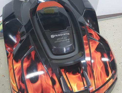 Husqvarna Automower Modell 2019 kaufen – wir sind schon Feuer und Flamme ;-)