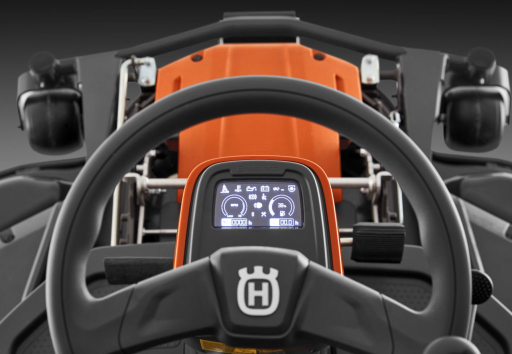 Husqvarna Rider Frontmäher 420tsx AWD Display günstig kaufen