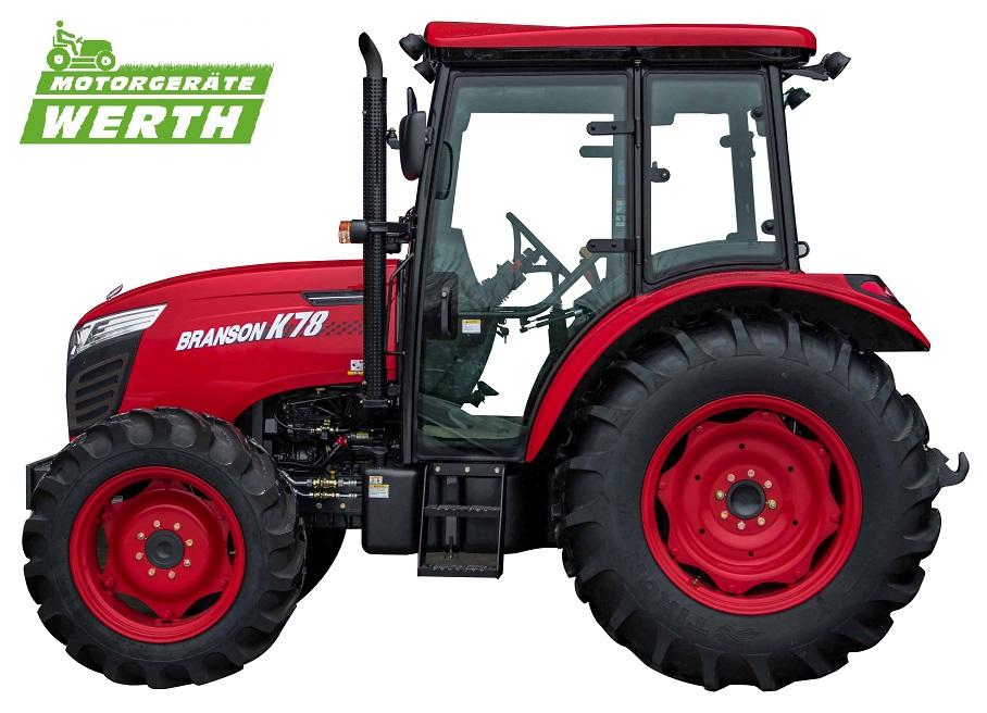 Branson Traktor K78 Kompakttraktor günstig kaufen