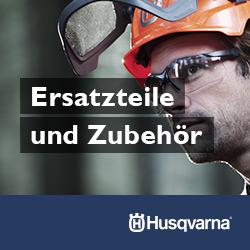 Husqvarna Ersatzteile und Zubehör kaufen