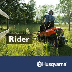 Husqvarna Knicklenker und Rider kaufen