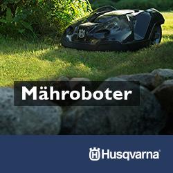 Husqvarna Automower Mähroboter kaufen