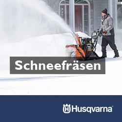 Husqvarna Schneefräse kaufen