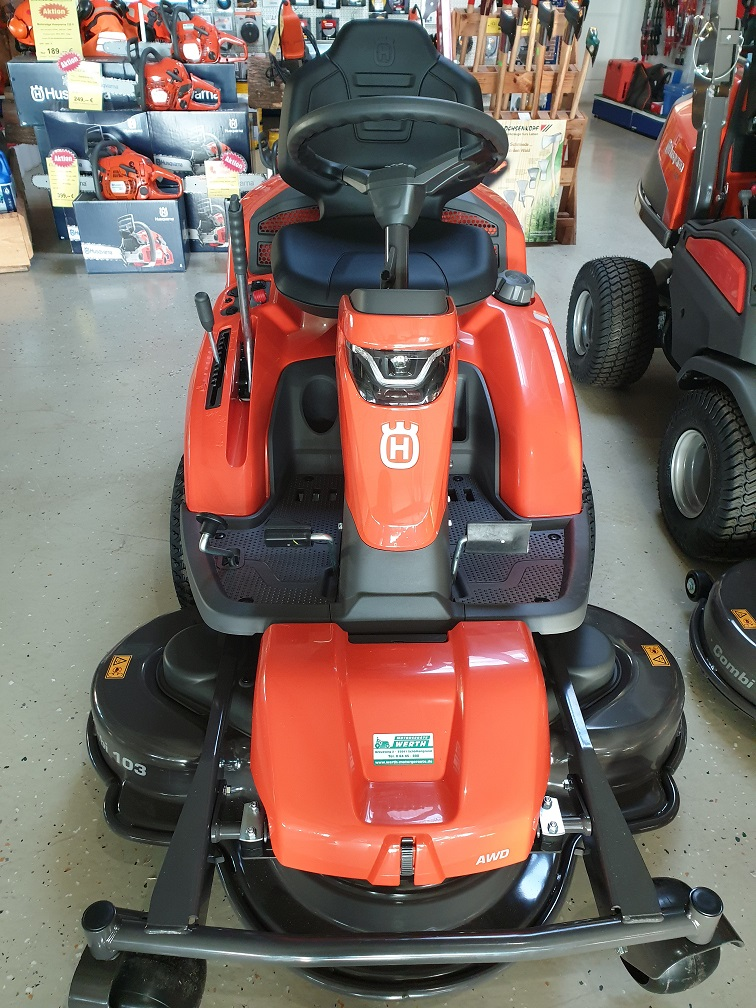 Husqvarna Rider 316 tsx AWD günstig kaufen