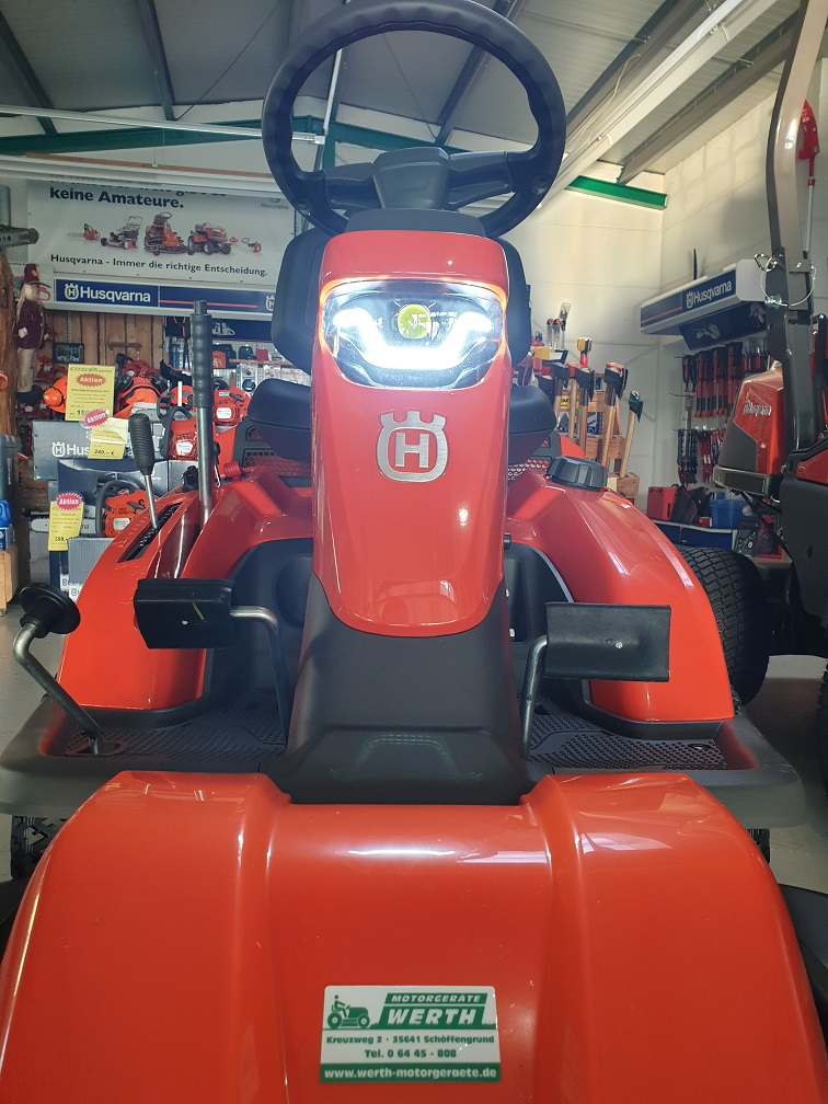 Husqvarna Rider LED günstig kaufen