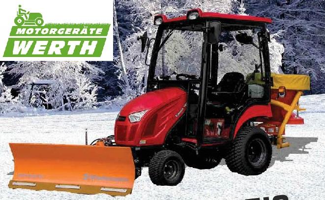 Branson Traktor Winterpaket Winterdienst günstig kaufen