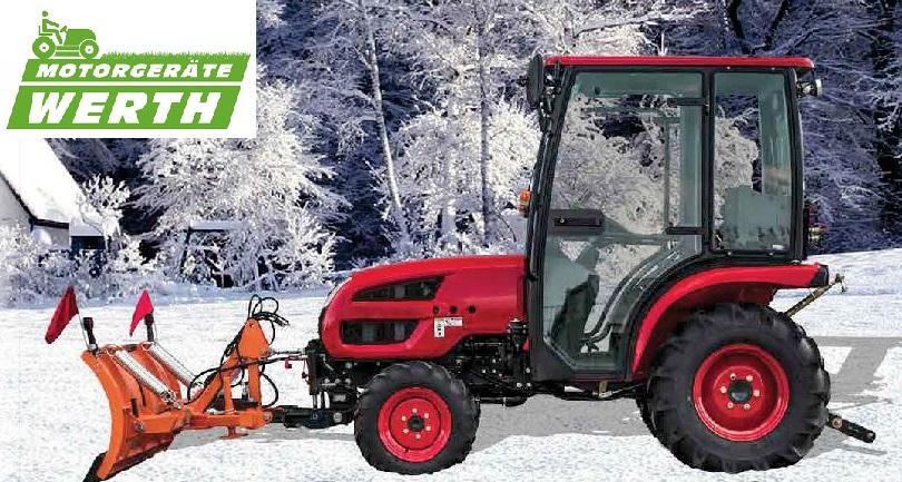Branson Traktor 2200 Winterpaket Winterdienst günstig kaufen