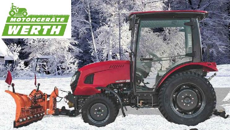 Branson Traktor F36CN Winterpaket Winterdienst günstig kaufen