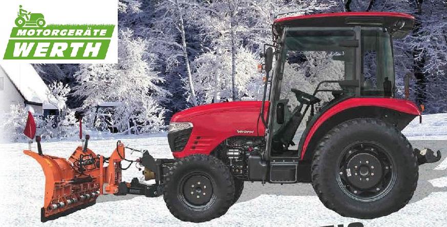 Branson Traktor 5025C Winterpaket Winterdienst günstig kaufen