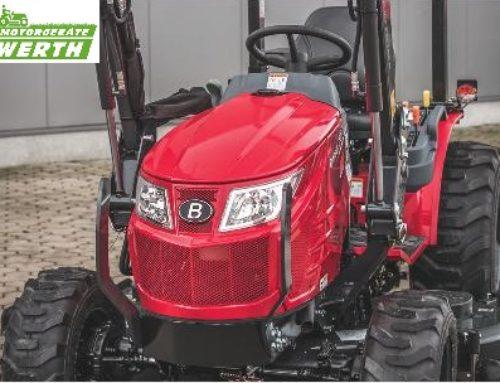 Branson Traktor 2505H Neuheit ab Februar 2020