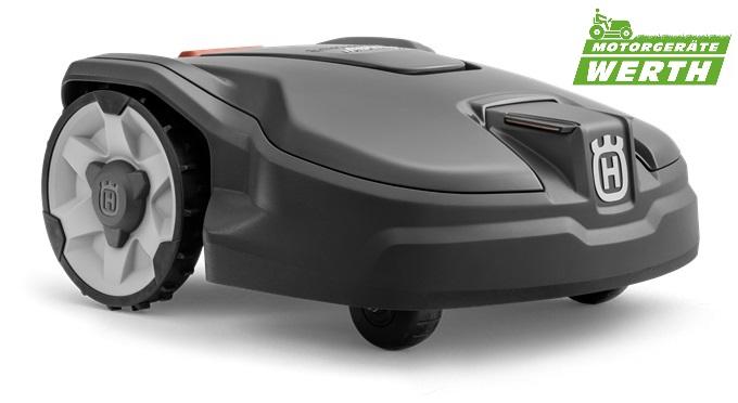 huHusqvarna Automower günstig kaufen mit Installation