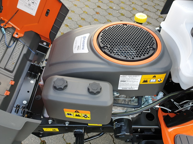 Husqvarna Rasentraktor OHV Motor 452cm