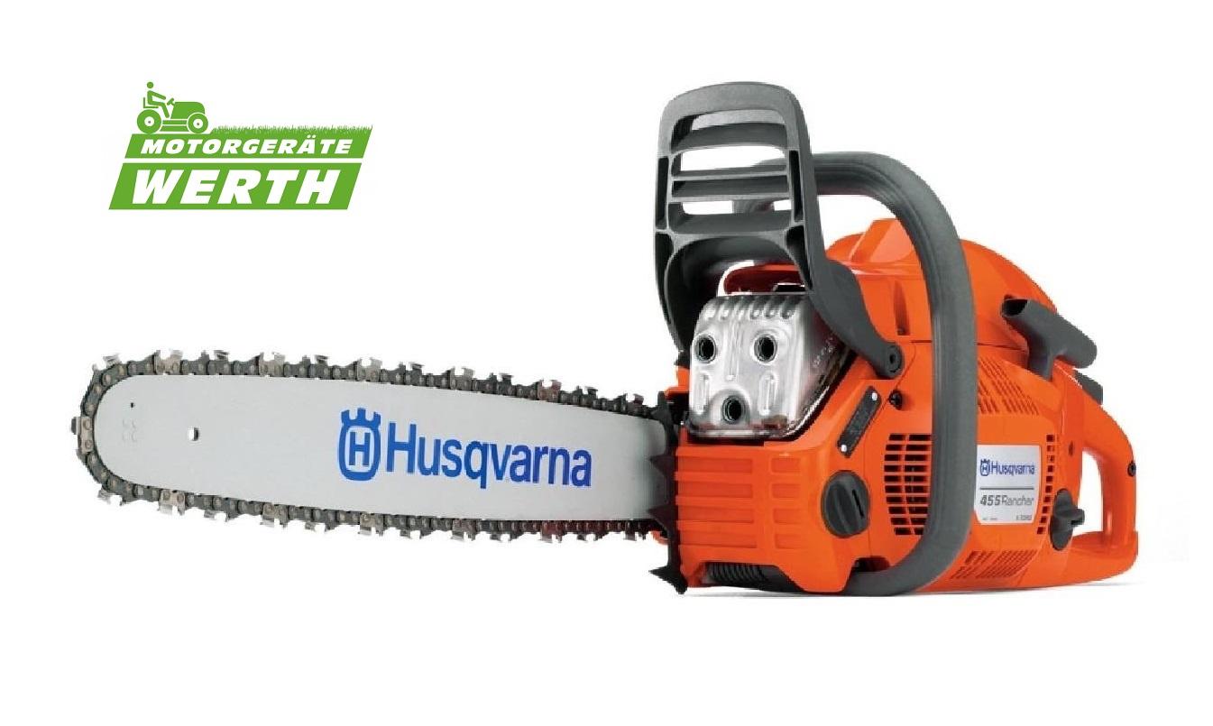 Motorsäge Husqvarna 455 Rancher günstig kaufen