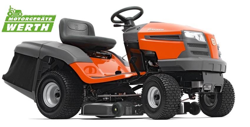 Rasentraktor Husqvarna TC 138 Modell 2020 günstig kaufen