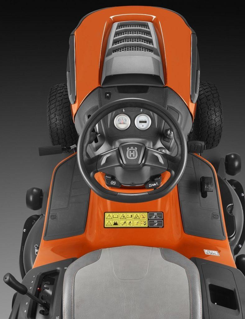 Rasentraktor Husqvarna TC 242TX Topmodell günstig kaufen