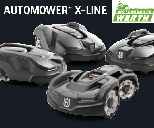 Husqvarna Automower X-Line