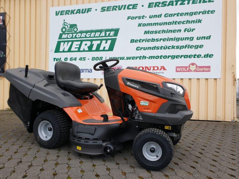 Husqvarna Rasentraktor TC 238T günstig kaufen