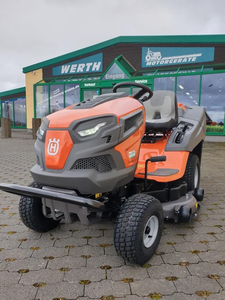 Husqvarna Rasentraktor TC 242TX günstig kaufen