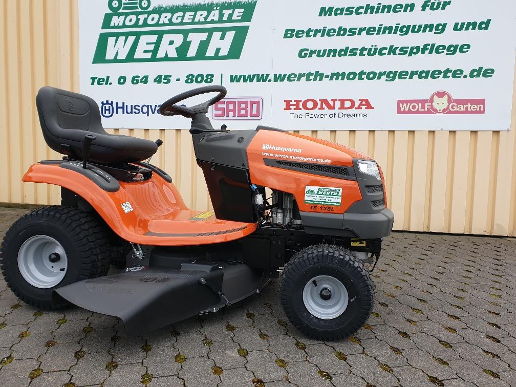 Husqvarna Rasentraktor TS 138L günstig kaufen