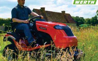 Rasentraktor Hochgras-Aufsitzmäher Ariens W-418 K zum Aktionspreis günstig kaufen