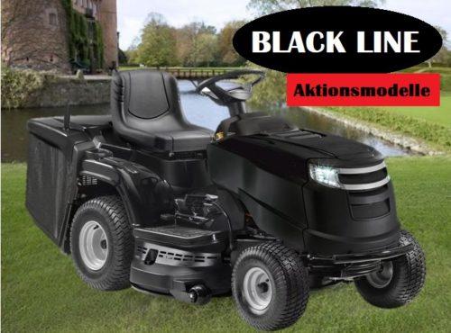 Rasentraktoren Black-Line u.a.