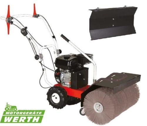 Kehrmaschine Winterpaket Winterdienst Schneeschild günstig kaufen