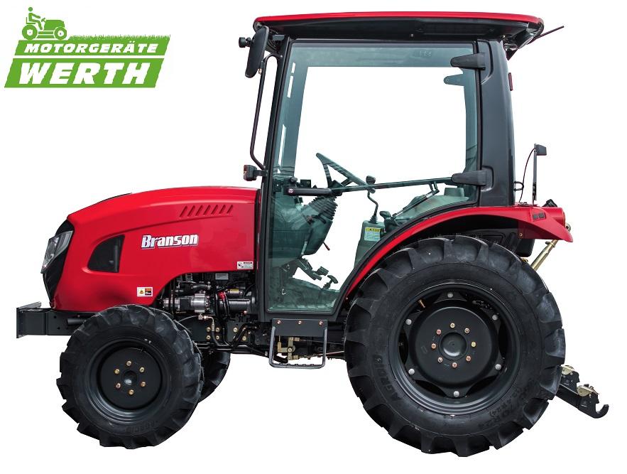 Branson Traktor F50CHn Kompakttraktor günstig kaufen